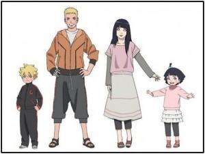 ナルト家族